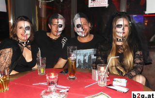 Halloween Party Pizz Pub im Zillertal