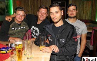 Party im Pizz Pub
